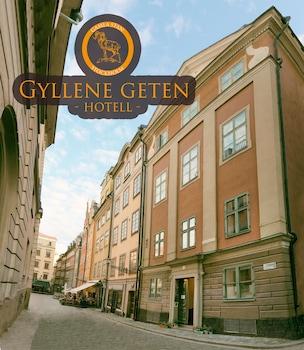 Selline näeb välja Hotell Den Gyllene Geten, Stockholm