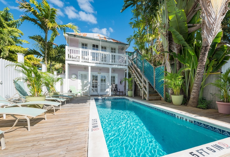 Wicker Guesthouse, Key West, Outdoor Pool