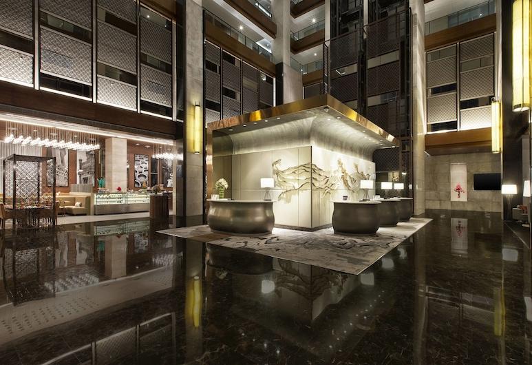 쉐라톤 하이데라바드 호텔, 하이데라바드, 로비