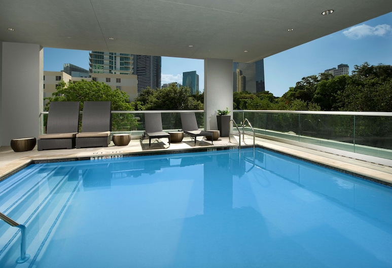 Homewood Suites by Hilton Miami Downtown/Brickell, Majamis, Baseinas