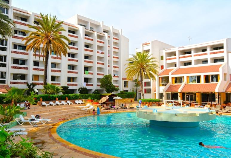 Hotel Adrar, Agadir, Piscina