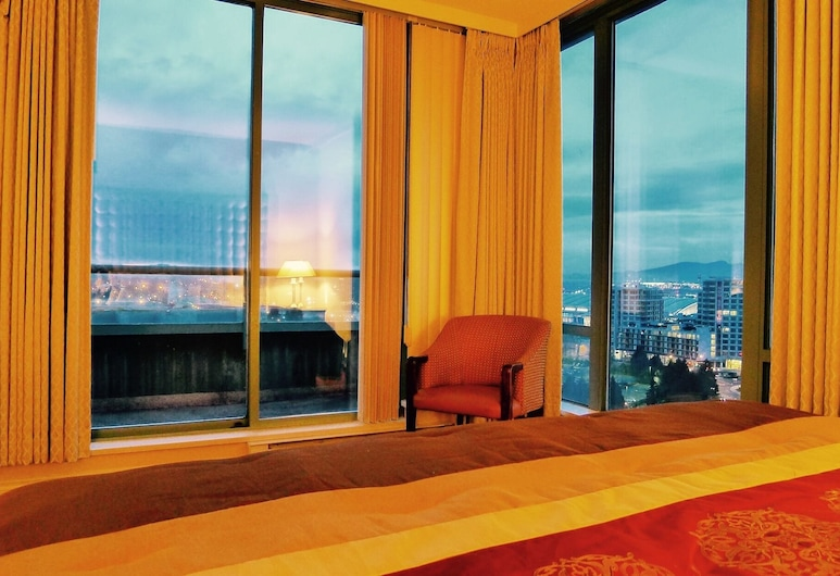 Vancouver Airport Condos, Richmond, Attico Exclusive, cucina (2 Floors, with Amazing Views), Camera
