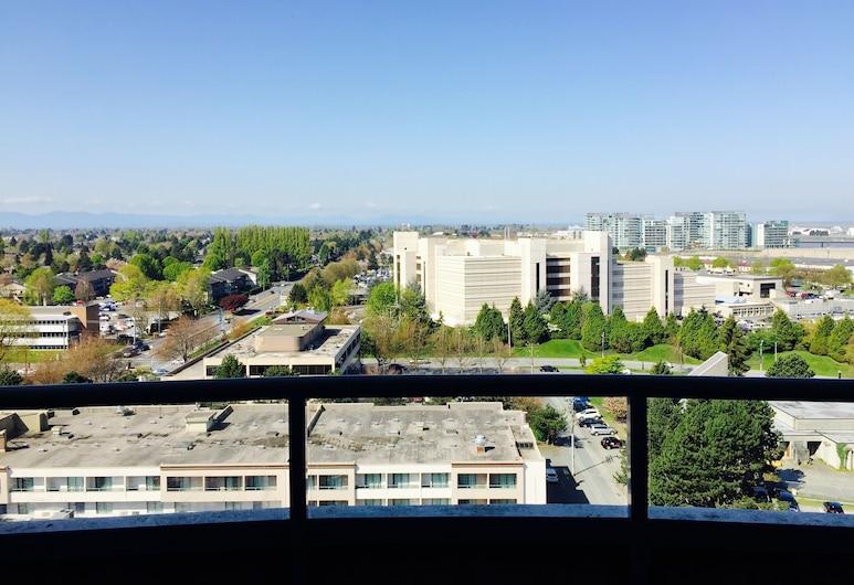 Vancouver Airport Condos, Richmond, Luxury Apartment, 2 Bedrooms, Partial Sea View, Balcony