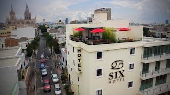 Nuotrauka: Six Hotel, Gvadalachara