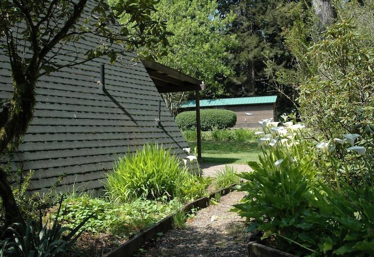 Park Motel and Cabins, Florence, Obiteljska kuća u prirodi, 2 spavaće sobe, kuhinja, Soba za goste