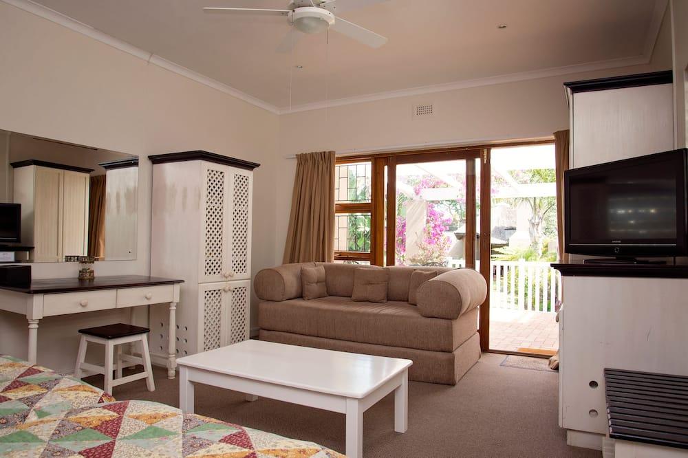 Standard İki Ayrı Yataklı Oda, 1 Yatak Odası - Oturma Alanı