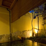 Family Room Mainsonette, Non Smoking with Tatami Area and Private Open-Air Bath - Bathroom