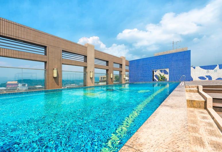 晴光好居, 台北市, 室外游泳池
