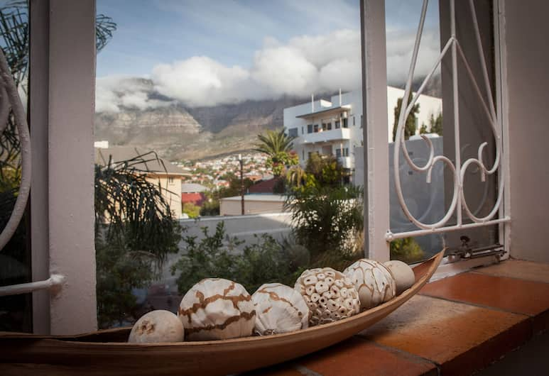 The Lions Guesthouse, Cape Town, The Leopard Room, Guest Room View