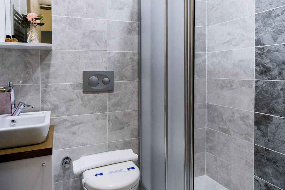 Economy Room, 1 Bedroom, Basement Floor - 浴室