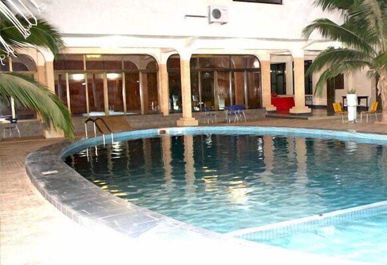 Palace Hotel, Ouagadougou, Outdoor Pool