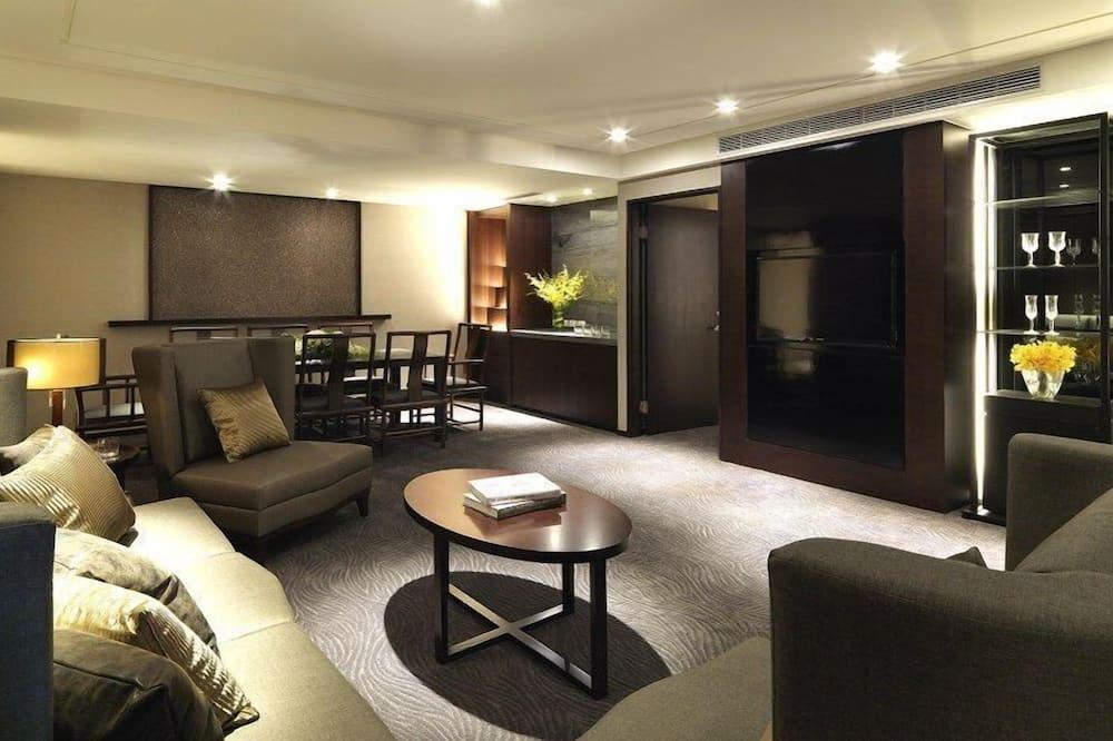 商務套房, 1 間臥室 - 客廳