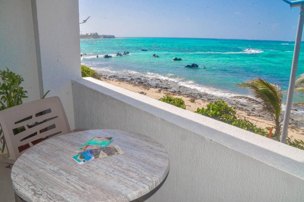 Pokój dla 3 osób, widok na ocean - Z widokiem na plażę/ocean