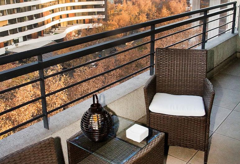 Providencia Town Apartments, Santiago, Traditional Apartment, Terrace/Patio