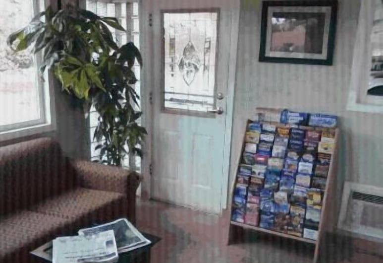 Shady Oaks Motel, Roseburg, Anddyri