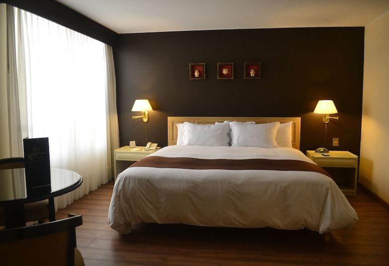 Jose Antonio Executive, Lima, Svit - 1 kingsize-säng, Gästrum