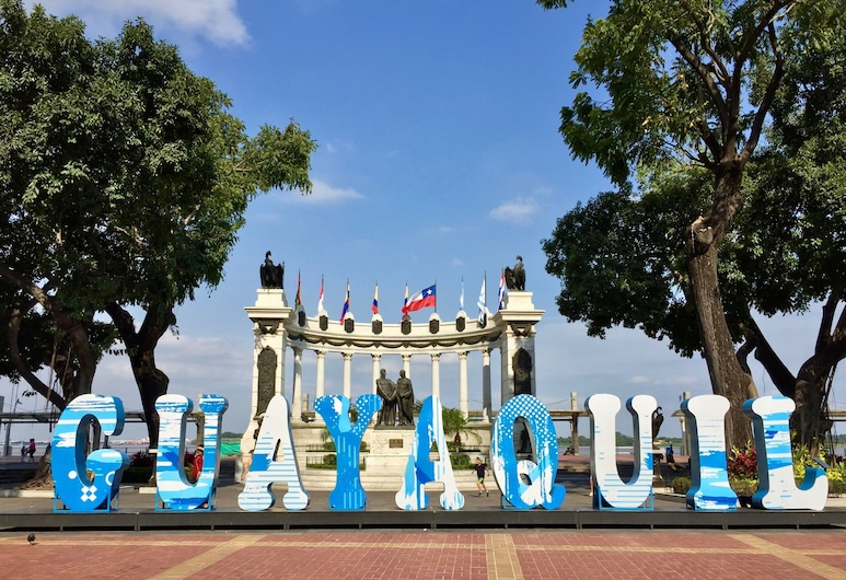 MundialCity Hotel Guayaquil, Guayaquil, Excursionismo