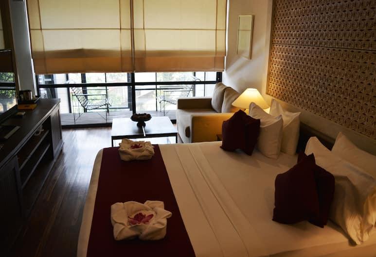 可倫坡洛克威爾飯店, 可倫坡, 普通套房, 1 張特大雙人床, 城市景觀, 客房
