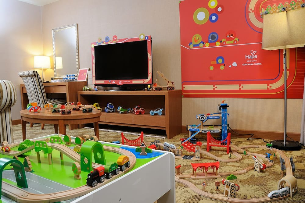 親子主題房 (房型及主題恕無法指定)  - 兒童主題客房
