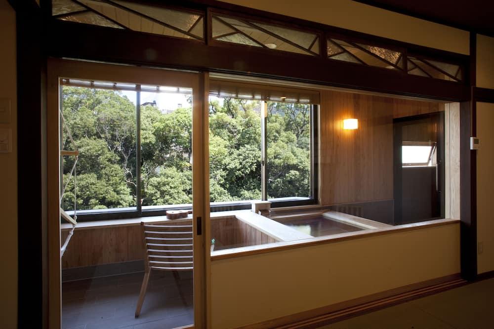 Dvoulůžkový pokoj (Tatami Area, Hot Spring Bath - Ran) - Pokoj