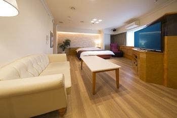 오사카의 호텔 알프스 사진
