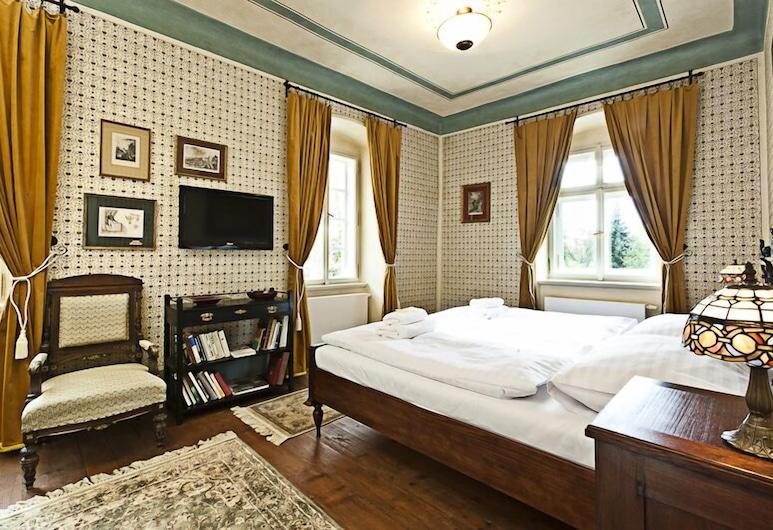 Hotel Latrán, Ceský Krumlov, Habitación Confort doble, Habitación