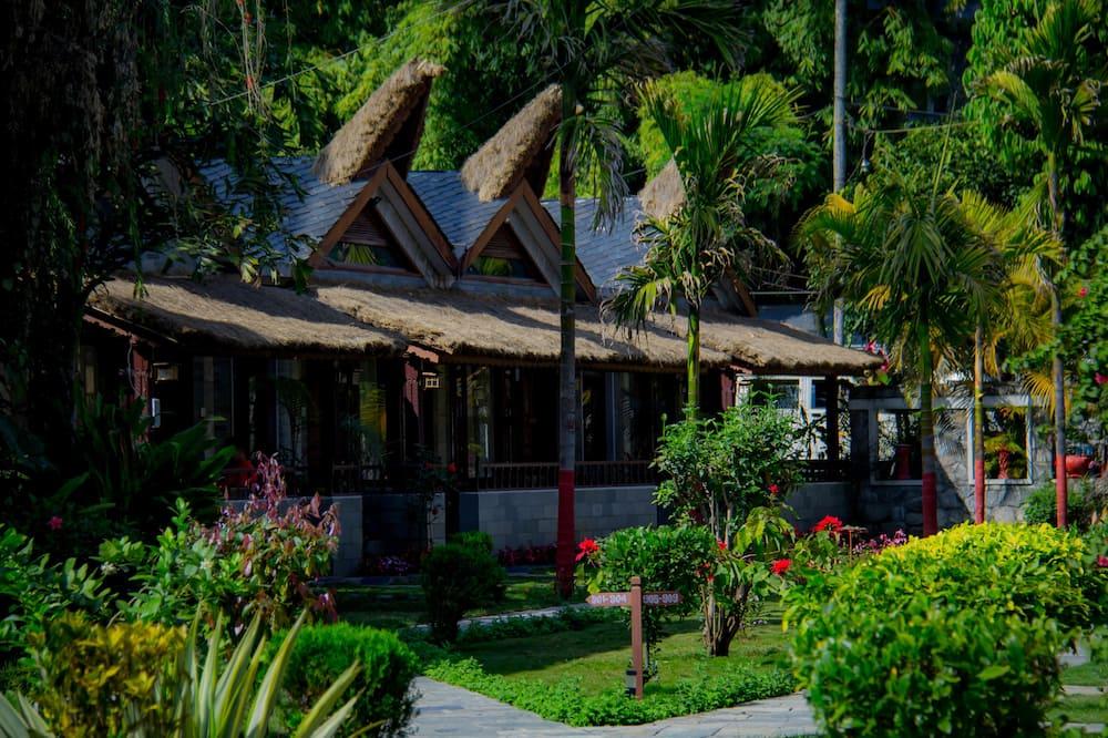 Villa tradicional - Imagen destacada