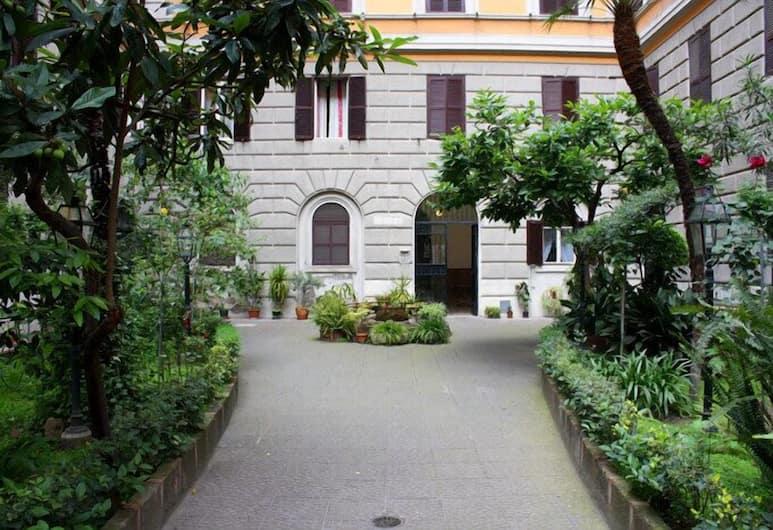 塞爾希奧之家, 羅馬, 外觀