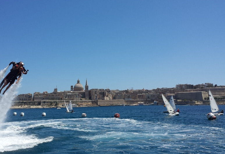 MS Cutty Jean, Sliema, View from property