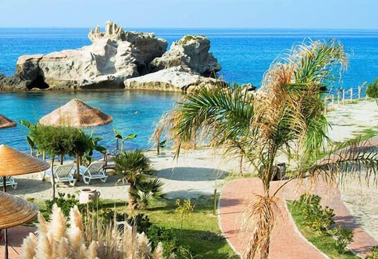 Sunshine Beach Resort, Ricadi, Plage