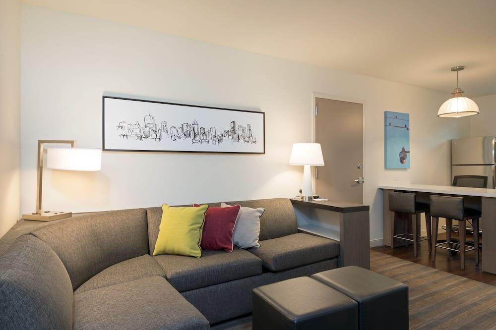 Zimmer, 1King-Bett (Den) - Wohnbereich