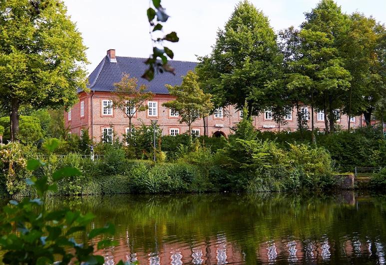 Hotel Pelli Hof Rendsburg by Tulip Inn, Rendsburg, Pročelje hotela