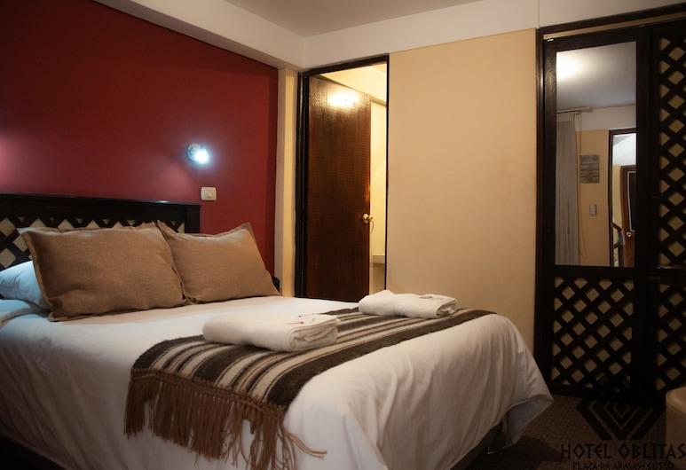 Hotel Oblitas Plaza De Armas Cusco, Cusco, Double Room, Guest Room