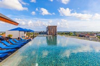 Kedonganan bölgesindeki Watermark Hotel & Spa Jimbaran Bali resmi