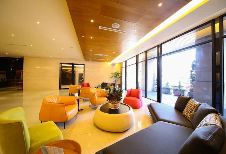 富朗飯店, 台南市, 大廳休息區