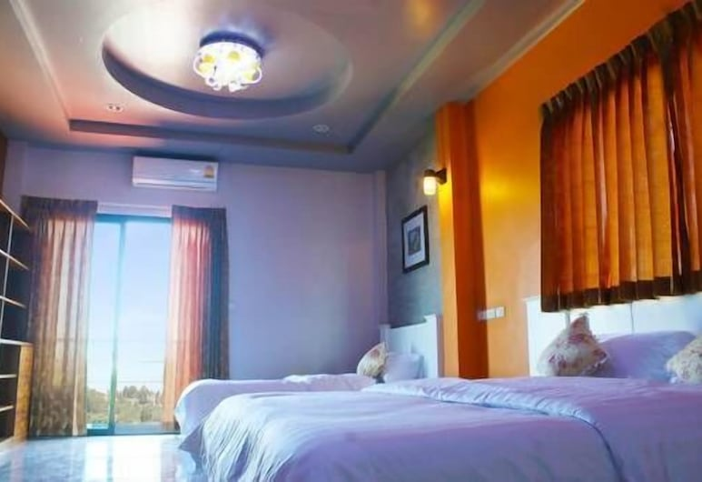 Waen Petch Place, Warin Chamrap, Hosťovská izba