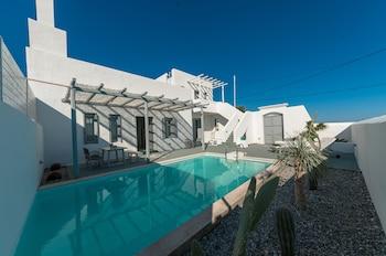 Picture of White Village in Rhodes
