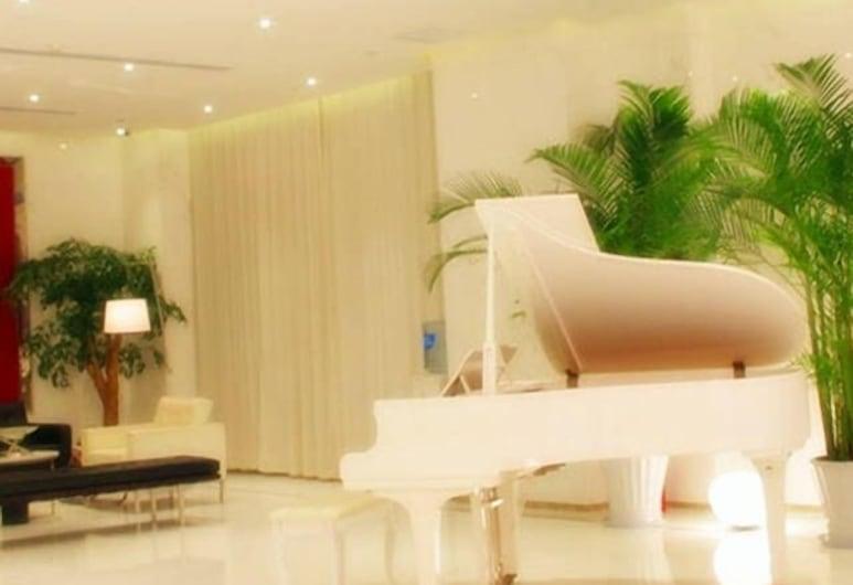 Jinhua International Hotel-changge, Xuchang, Lobby