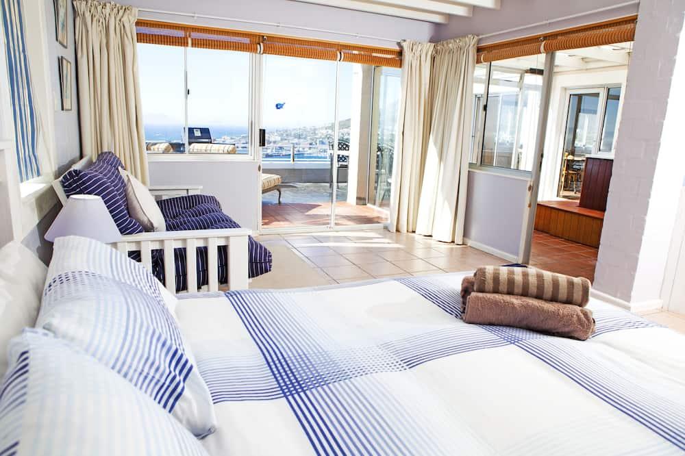 Стандартный пентхаус, несколько спален, вид на океан - Номер