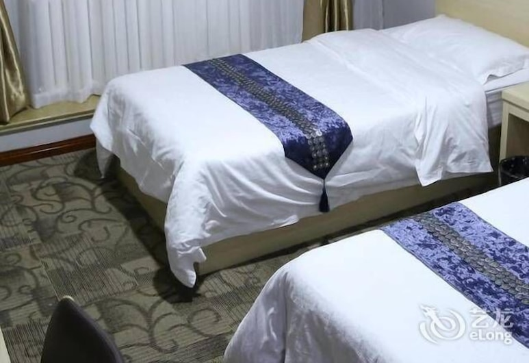 Aizunke Hotel, Qingdao, Guest Room