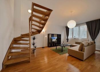 Bratislava bölgesindeki Business&Family Ambiente Apartments resmi