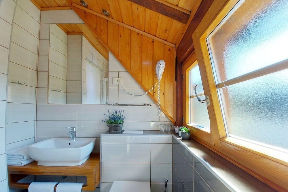 Double Roof room - Casa de banho