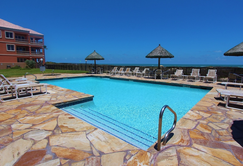 Seabreeze 1 Condominiums, South Padre Island, Outdoor Pool