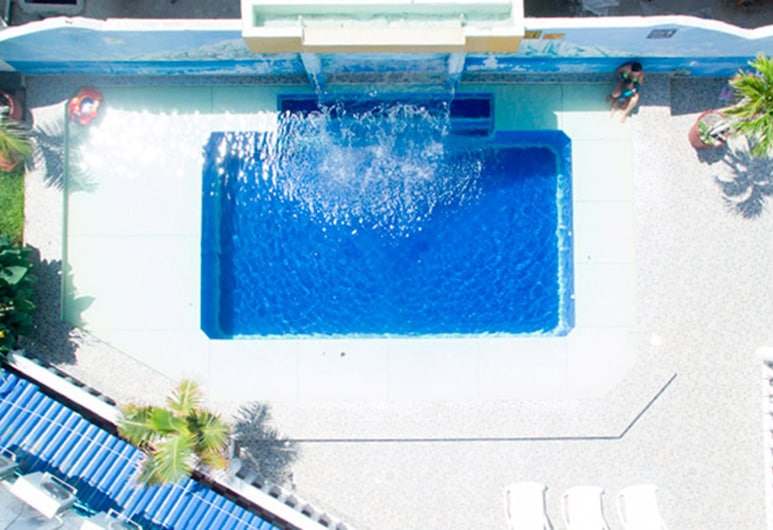 Hotel Portofino, San Andres, Pool