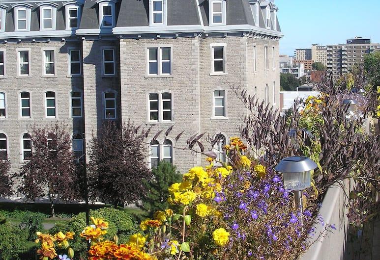 Hostel Gîte du Plateau Mont-Royal, Montréal, Façade de l'hôtel