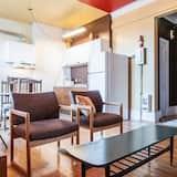 Pokój z 2 pojedynczymi łóżkami typu Basic, wspólna łazienka - Powierzchnia mieszkalna