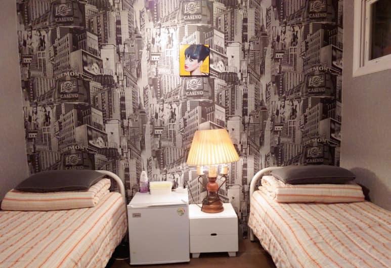 首爾媽媽和爸爸旅館和公寓酒店, 首爾, 雙床房, 客房