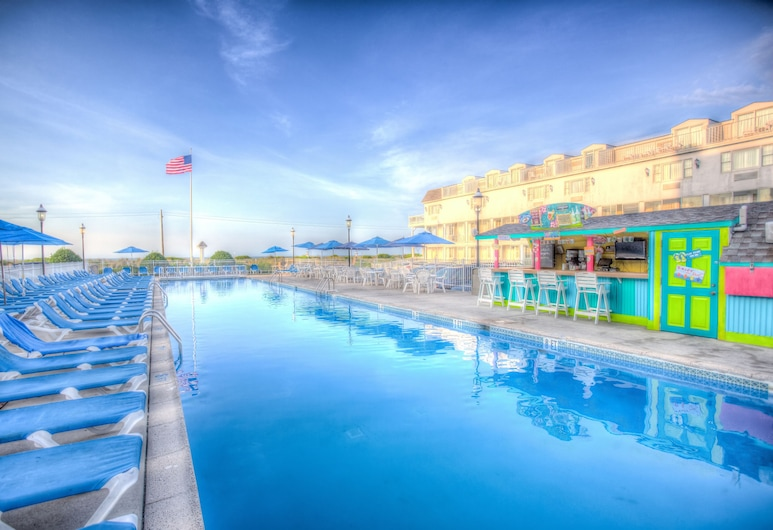 Grand Hotel of Cape May, Cape May, Outdoor Pool
