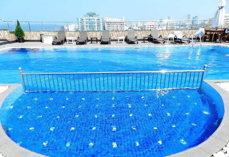 Pearl City Hotel, Colombo, Basen odkryty