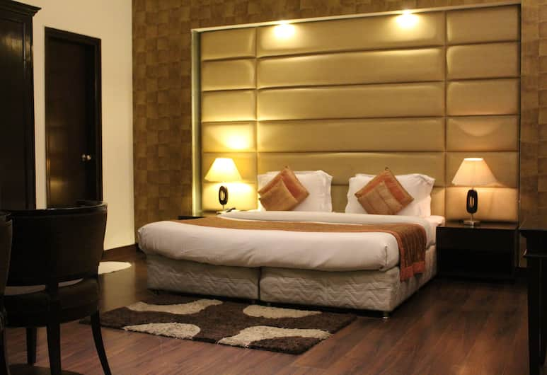 Hotel Comfort Zone Greater Kailash, Нью-Дели, Люкс, Номер